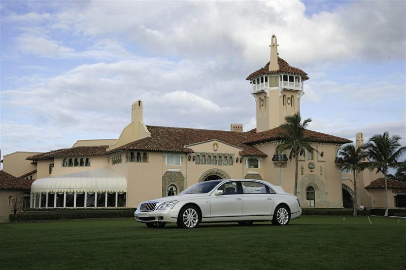 World's Most Expensive Cars - Maybach Landaulet 5