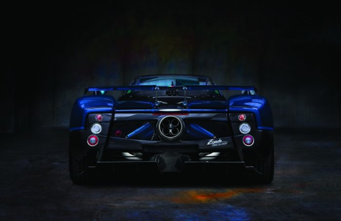 World's Most Expensive Cars - Pagani Zonda C9 1