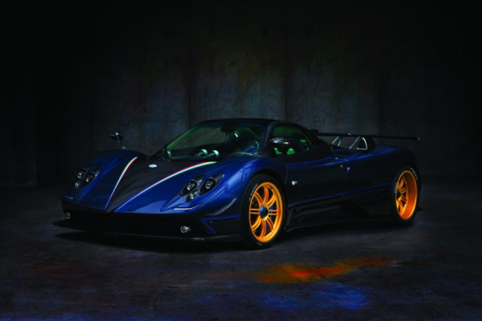 World's Most Expensive Cars - Pagani Zonda C9 3