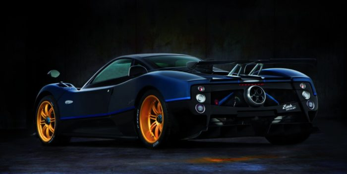 World's Most Expensive Cars - Pagani Zonda C9 4
