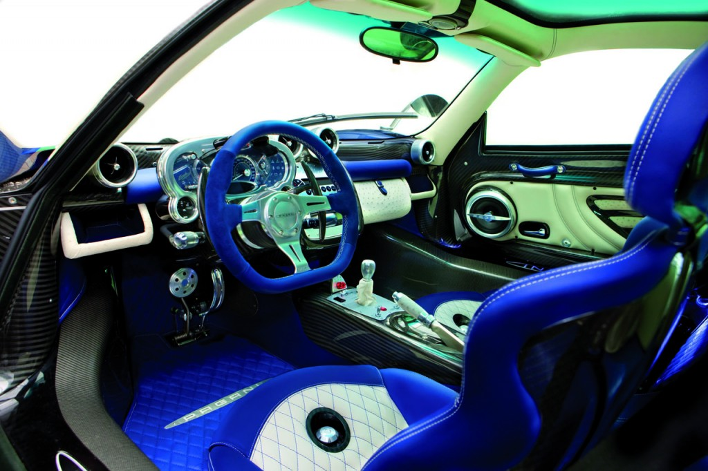 World's Most Expensive Cars - Pagani Zonda C9 5