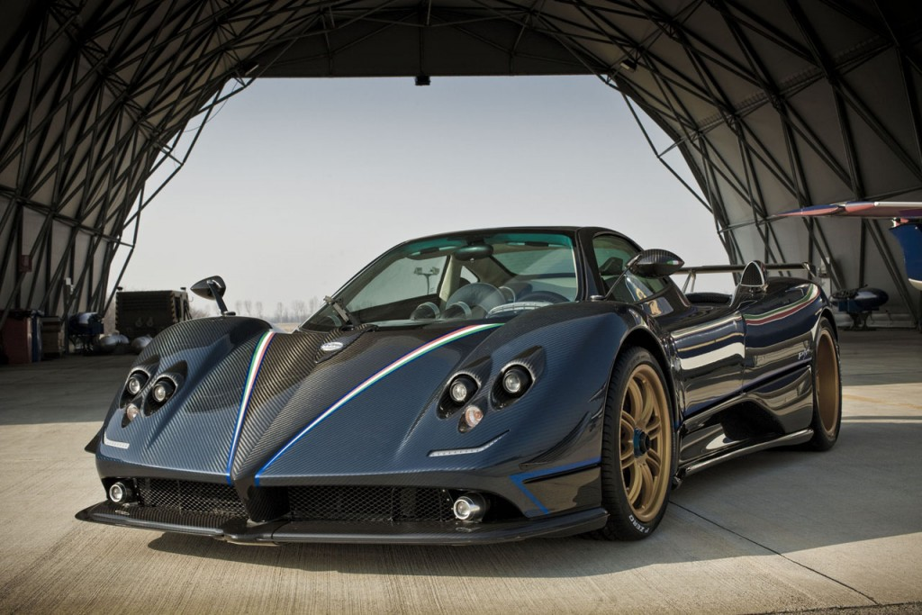 World's Most Expensive Cars - Pagani Zonda C9 7