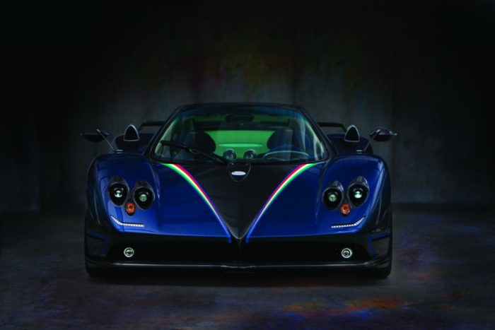 World's Most Expensive Cars - Pagani Zonda C9