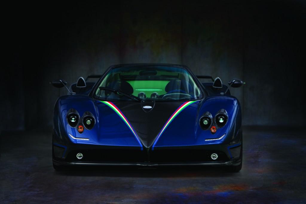 World's Most Expensive Cars - Pagani Zonda C9