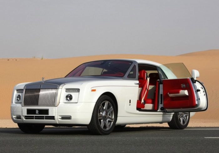 World's Most Expensive Cars - Rolls-Royce Phantom Drophead Coupe