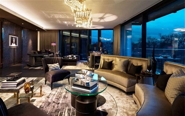 World's most expensive apartments 1