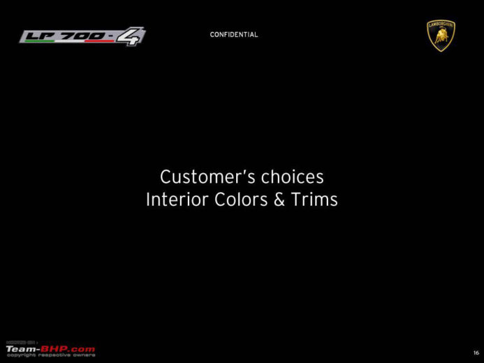 lamborghini Aventador Now Available for Preorder 14