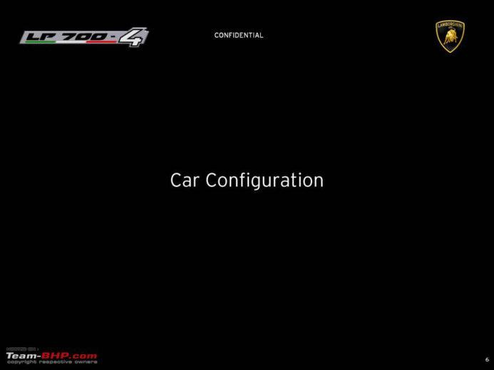 lamborghini Aventador Now Available for Preorder 6