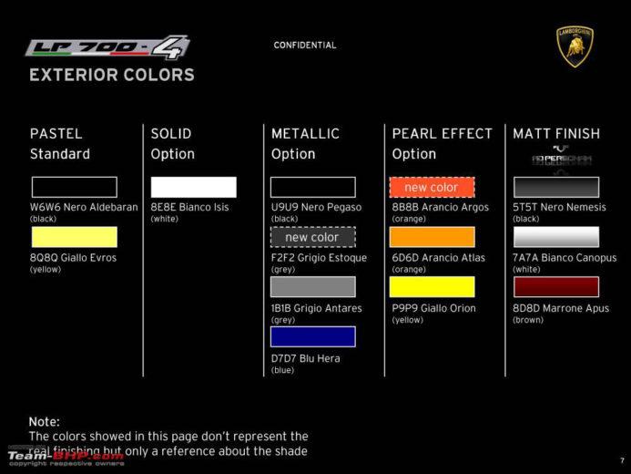 lamborghini Aventador Now Available for Preorder 7