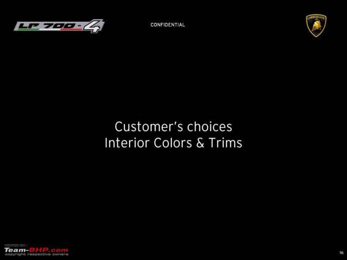 lamborghini Aventador Now Available for Preorder 8