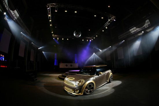 A Mini Cooper Inspired by Louis Vuitton 10