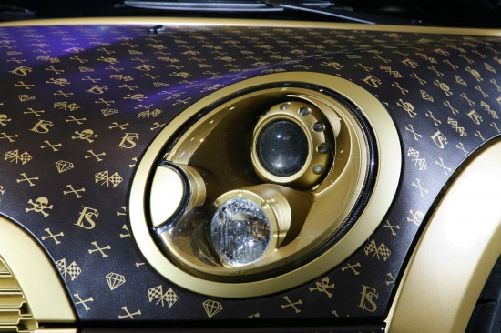 A Mini Cooper Inspired by Louis Vuitton 13