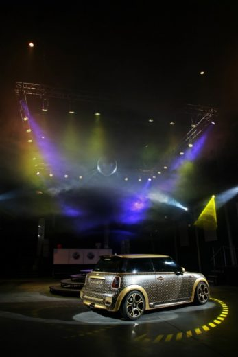 A Mini Cooper Inspired by Louis Vuitton 14
