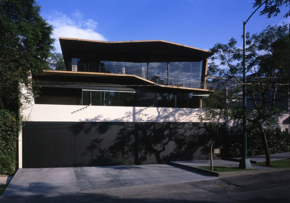Alpes House in Mexico City (11)