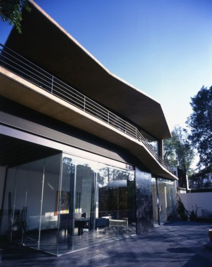 Alpes House in Mexico City (9)