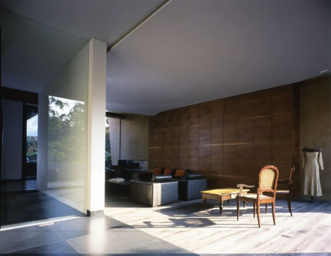 Alpes House in Mexico City (5)
