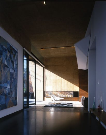 Alpes House in Mexico City (4)