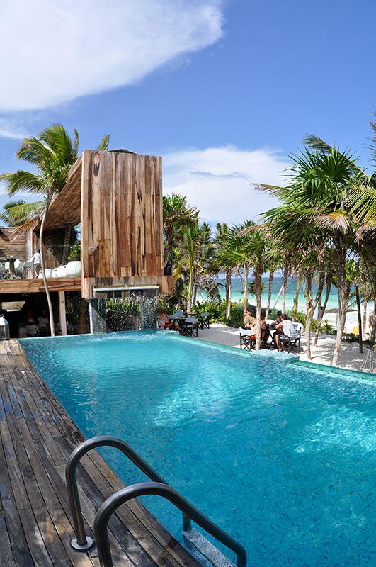 Be Tulum Resort in Mexico 3