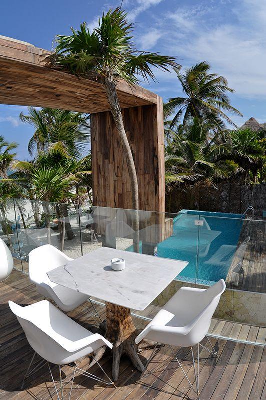 Be Tulum Resort in Mexico 8