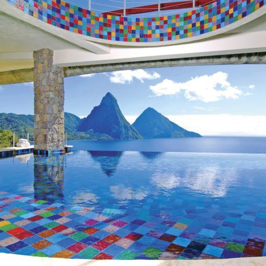 Choose Jade Mountain for a Romantic Getaway 1