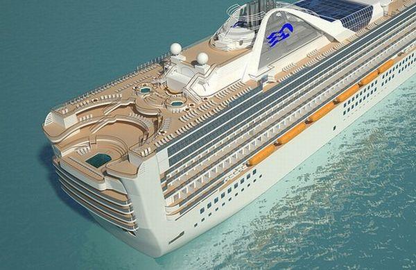 Grand Princess Luxury Cruise 1