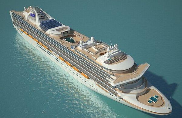Grand Princess Luxury Cruise 3