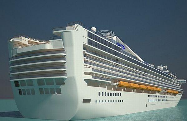 Grand Princess Luxury Cruise 6