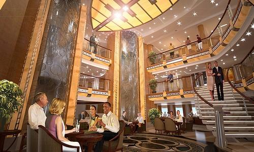 Grand Princess Luxury Cruise 7
