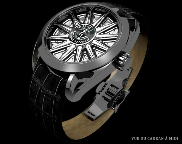 Helios Watch by Frederic Jouvenot 1