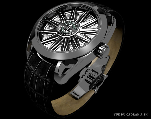 Helios Watch by Frederic Jouvenot 2