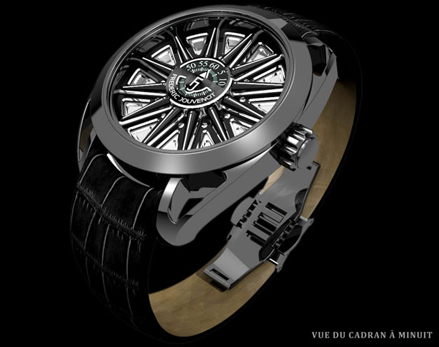 Helios Watch by Frederic Jouvenot 3