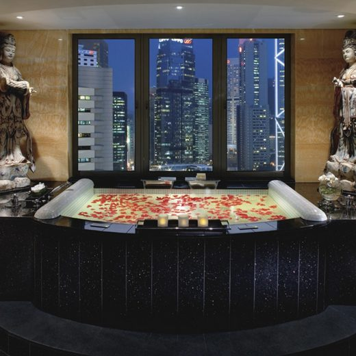 Mandarin Oriental Hotel in Hong Kong 2