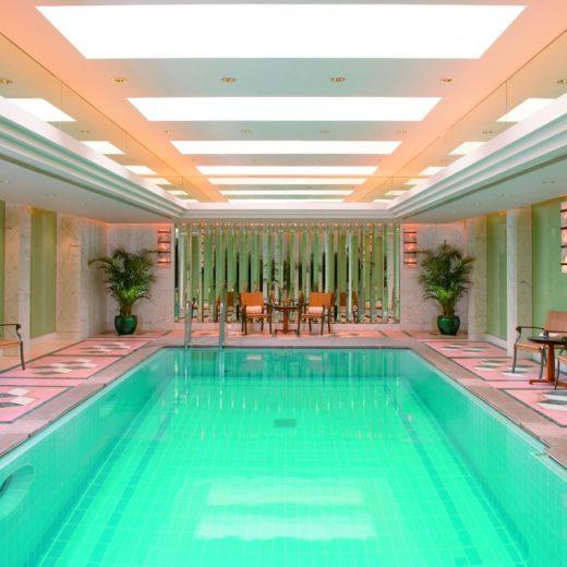 Mandarin Oriental Hotel in Hong Kong 7