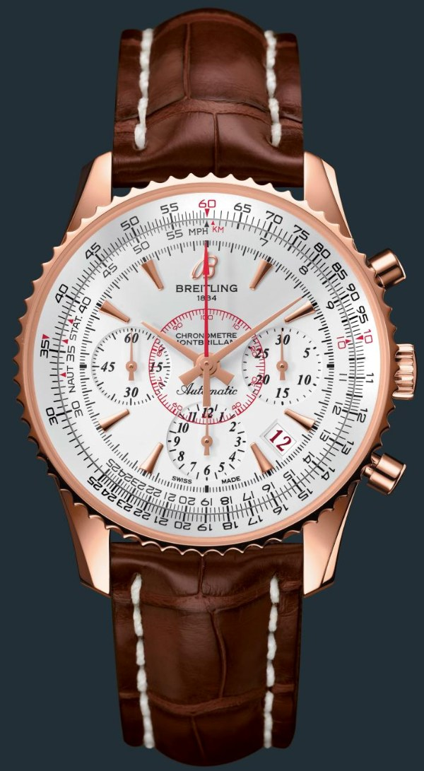 Montbrilliant 01 Chronograph from Breitling 1