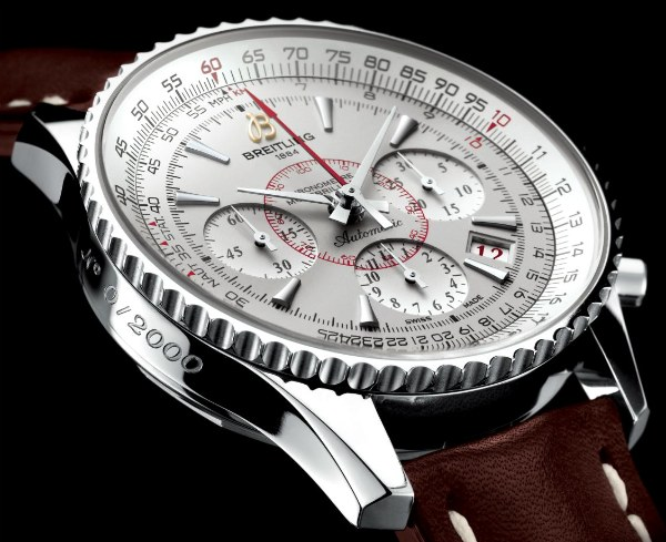 Montbrilliant 01 Chronograph from Breitling