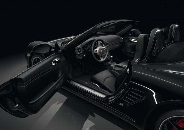 Porsche Boxster S Black Edition 1