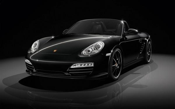 Porsche Boxster S Black Edition 14