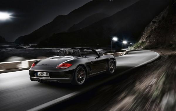 Porsche Boxster S Black Edition 2
