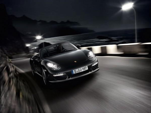 Porsche Boxster S Black Edition 3