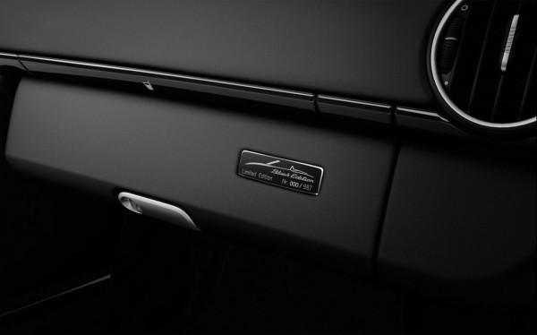 Porsche Boxster S Black Edition 5