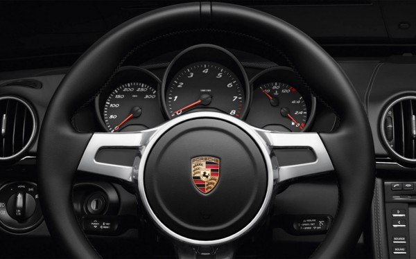 Porsche Boxster S Black Edition 6