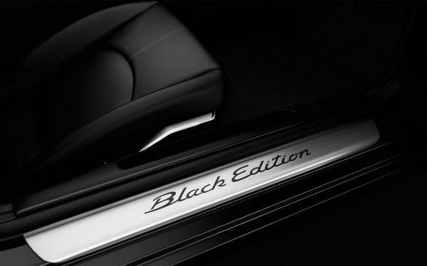 Porsche Boxster S Black Edition 9