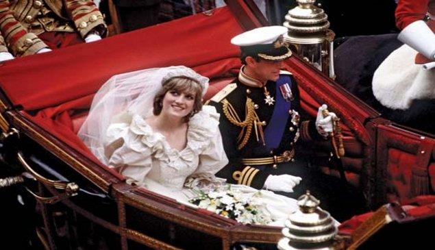 Prince Charles Lady Diana wedding