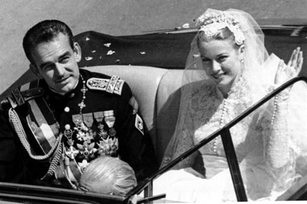 Prince Rainier III Grace Kelly