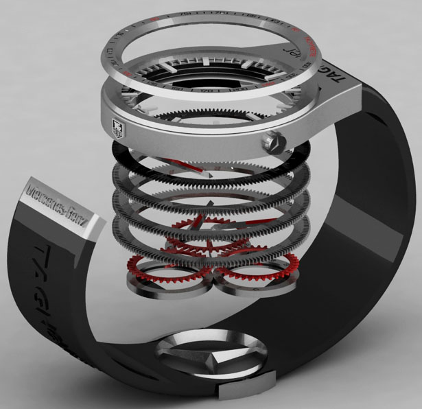 TAG-Heuer Formula 1 Watch Concept (2)