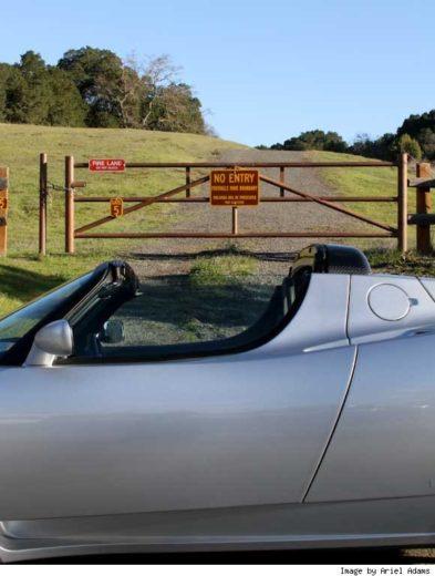 Tesla Roadster Sport 13