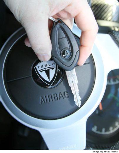 Tesla Roadster Sport 14