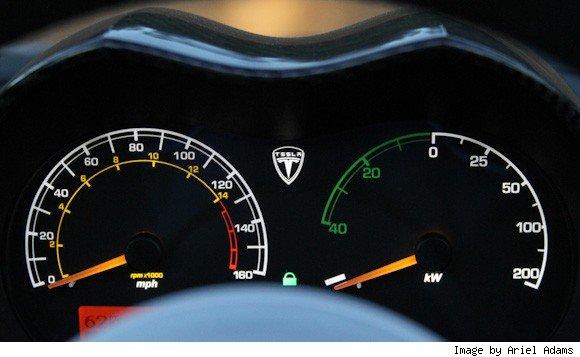 Tesla Roadster Sport 17