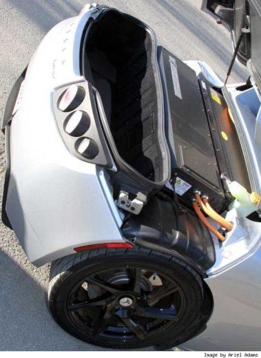 Tesla Roadster Sport 5