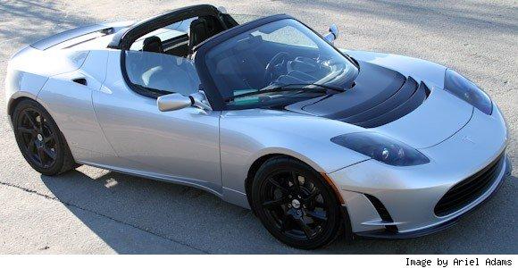 Tesla Roadster Sport 9